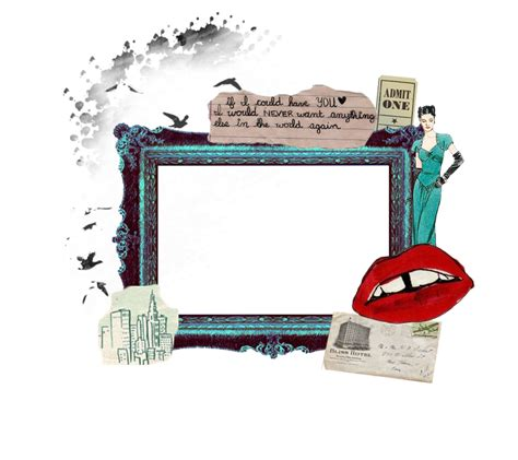 Frame Foto Box Asesoris frame 3 png by thingswithswaag on deviantart