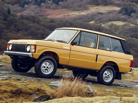 80s land rover the land rover quot reborn quot series makes the range rover