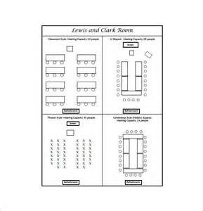 u shaped classroom seating chart template seating chart template free premium templates