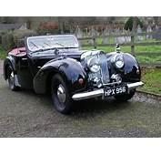 1947 TRIUMPH 1800 ROADSTER  Classic British Cars 1946/60