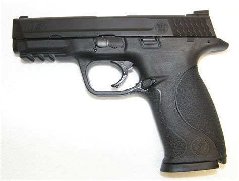 smith an dwesson smith and wesson m p 9 size 9mm pistol new collectible guns antiques collector