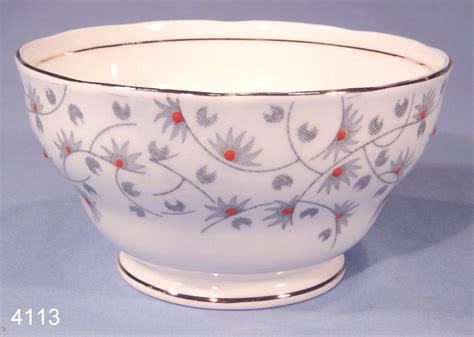 Vanity Fair China royal standard vanity fair enamelled vintage bone china sugar bowl pattern 939y