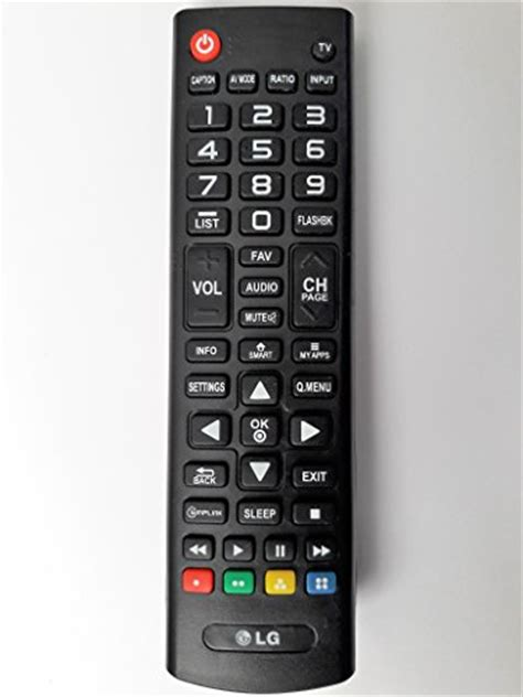 Remot Tv Led Lg lg akb74475401 replacement led tv remote 24lf4820 32lf595b 43uf6400 49uf6400 affordable led tvs