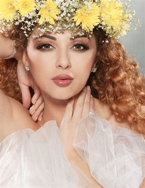 Your Wedding Makeup Inspired by Myriam Fares   Arabia Weddings