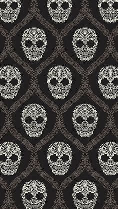 Skull Wallpaper Iphone 4 4s 5 5s 5c 6 6s Plus Samsung S6 S7 phone wallpapers on wallpapers wallpapers