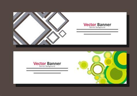banner template coreldraw free vector download 21 299