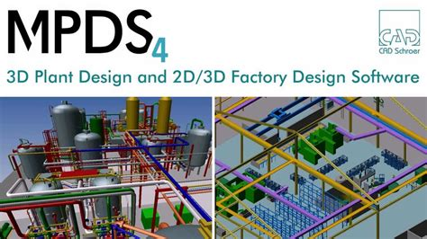 factory layout design software free 3d plant design 2d 3d factory design software mpds4