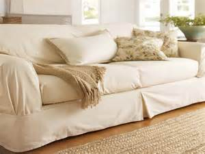 Pottery Barn Loveseat Slipcovers Furniture Pottery Barn Slip Covers To Change The Cover