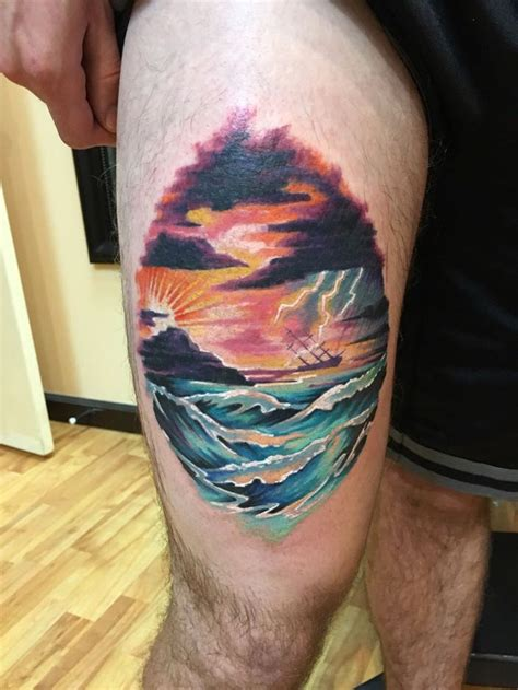 first place tattoos 29 best thigh images on thigh tattoos