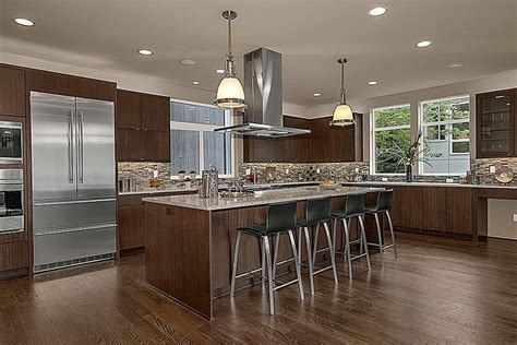 remodeled kitchen cabinets kitchen remodel cost guide price to renovate a kitchen