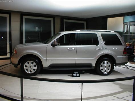 lincoln aviator 2003 lincoln aviator information and photos zombiedrive