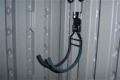 Rubbermaid Storage Shed Hooks by Rubbermaid Big Max 7 Ft X 7 Ft Resin Storage Shed