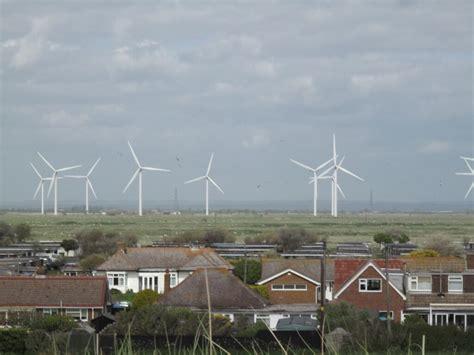 wind farms    backyard   greener ideal
