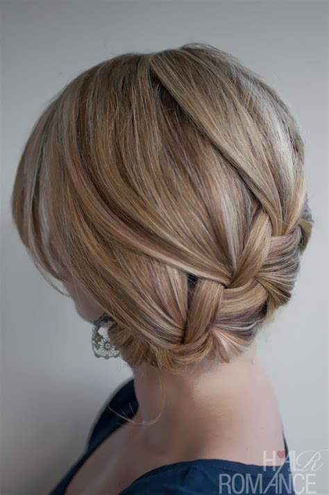 formal side french braid updo fabulously fashionable french braid classic loose french