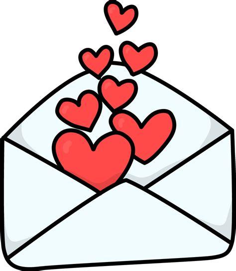 love letter clipart clipartxtras - Clipart Love
