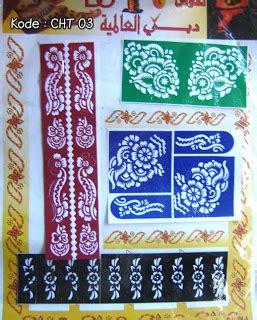 Cetakan Heena cetakan henna belajar henna bagi pemula belajar mehndi