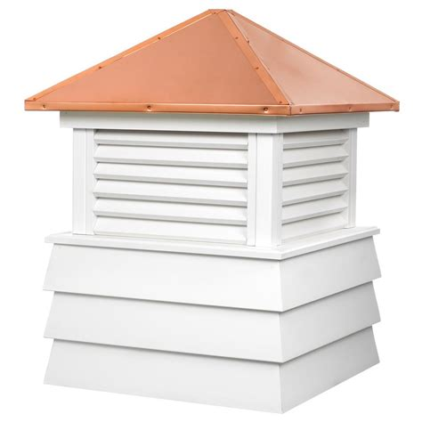 Directions Cupola by Accentua Olympia 24 In X 24 In X 62 In Composite Vinyl