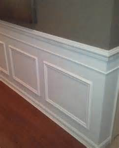 What Does Wainscoting Look Like The World S Catalog Of Ideas