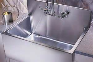 Oversized Kitchen Sinks Culinary Gourmet Stainless Steel Kitchen Sinks