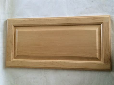 Raised Panel Maple Cabinet Doors for Kitchen Bath Refacing