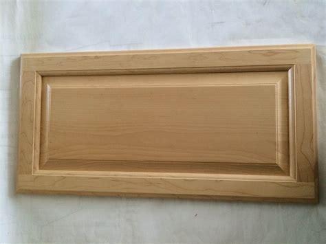 Raised Panel Maple Cabinet Doors for Kitchen Bath Refacing