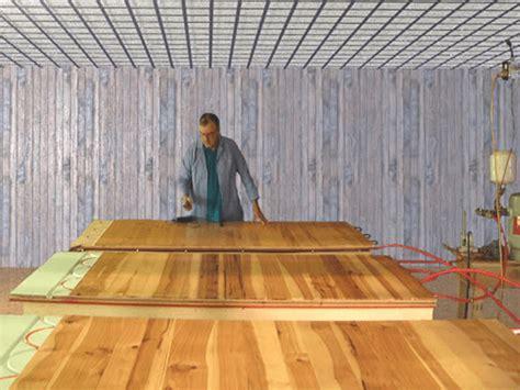 Wood Floor Radiant Heat by Best Wood Floors Radiant Heat Launstein Hardwood Floors