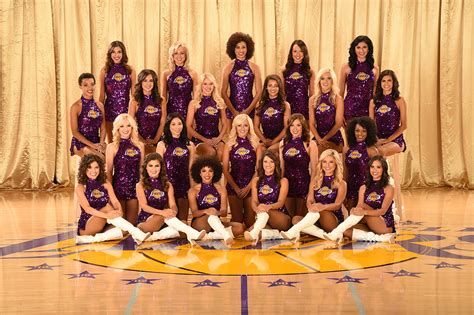 Lakers Game Day Giveaways - 2016 17 laker girls los angeles lakers