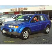Saturn VUE Blue Used Of The 2003 At Folsom CA 95630