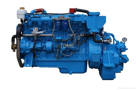 high performance diesel boats 200hp water cooled inboard marine diesel engine tdme