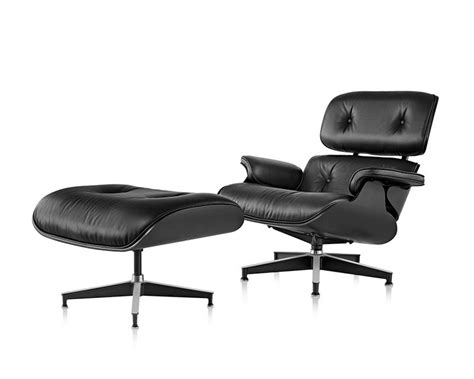 eames lounge chair black wood eames style lounge chair ottoman set black