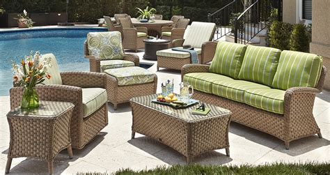 outdoor wicker sofas sectionals redbarn furniture