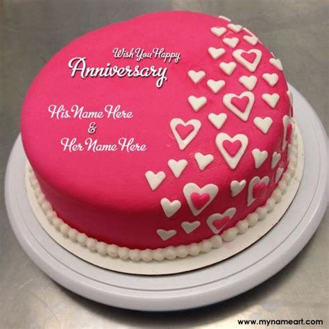 Wedding Anniversary Wishes On Cake by Best 25 Marriage Anniversary Cake Ideas On