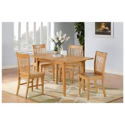 Dining Chairs For Small Spaces 5 Pc Dinette Set Dining Tables For Small Spaces And 4 Chairs For Dining Room Rakuten
