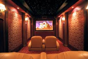 Home Cinema Interior Design by An Overview Of A Home Theater Design Interior Design