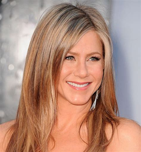 jennifer aniston base hair color 10 best dimensional color images on pinterest hair