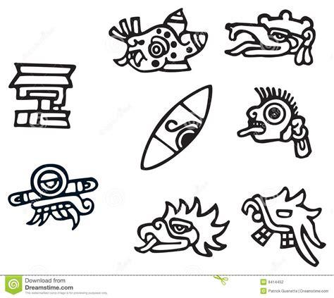 imagenes y simbolos raros symboles maya dessin mod 232 le grand pour des tatouages