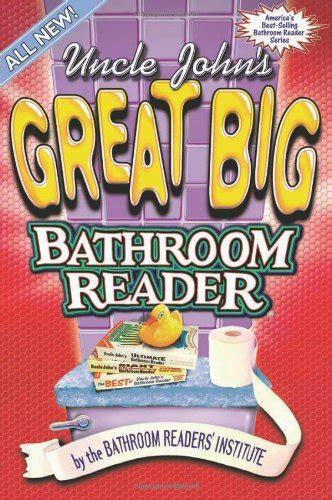 s bathroom reader book series by bathroom