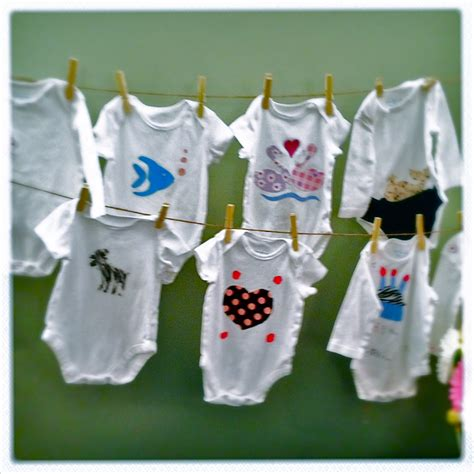 Onesie Decorating Ideas by The Best Baby Shower Activity This Is Happy Hour