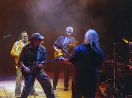 david crosby woodstock duet concert review crosby stills nash and young are live