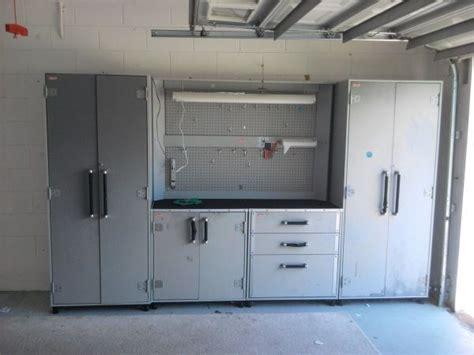 garage cabinets for sale craigslist quot coleman garage cabinet storage system quot 375 clermont
