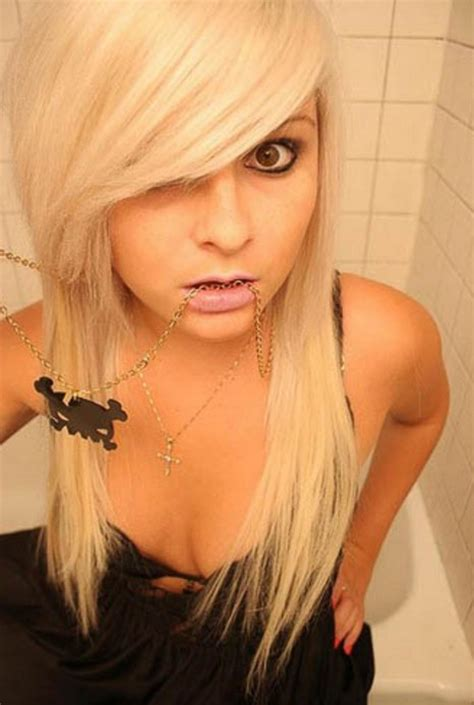 hottest teen haircuts of 2015 emo hairstyles for girls latest popular emo girls