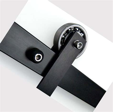 Flat Track Barn Door Hardware Flat Track Barn Door Hardware
