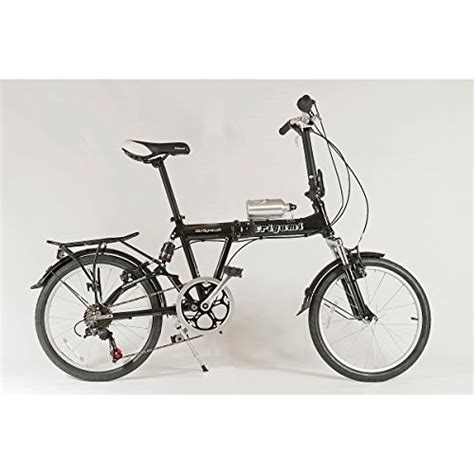 Origami Folding Bike Review - origami mantis lightweight aluminum folding bicycle with