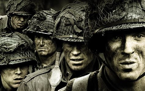 film perang band of brothers few weird things resensi film band of brothers