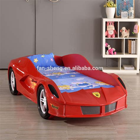 race car bed for adults ferlary prince abs plastic children kids race car bed