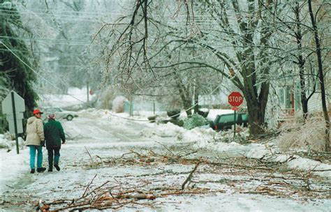 Worst Home Design Trends After 1998 Ice Storm Maine S Utilities Have Stepped Up