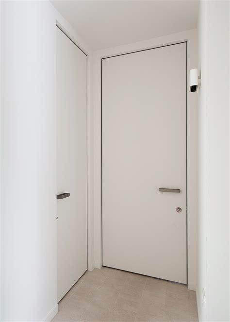 Frameless Interior Doors Modern Interior Doors With An Invisible Door Frame Anyway Doors
