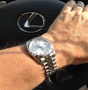 Timezone rolex modern 187 my first diamond jubilee datejust