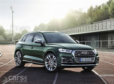 Q5 Audi For Sale by 2017 Audi Sq5 Goes On Sale In Audi S Uk Dealers Price