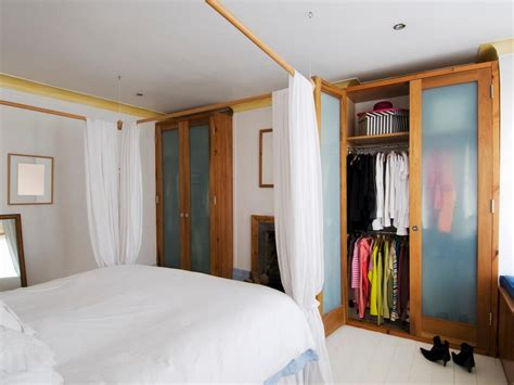 bedroom closet curtains closet door options ideas for concealing your storage